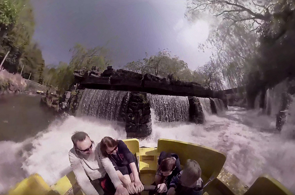 First-ever 360° video at Alton Towers Resort
