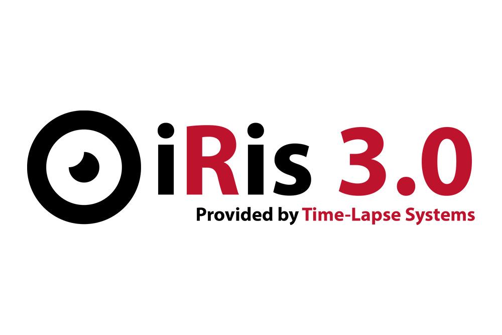 The new iRis logo