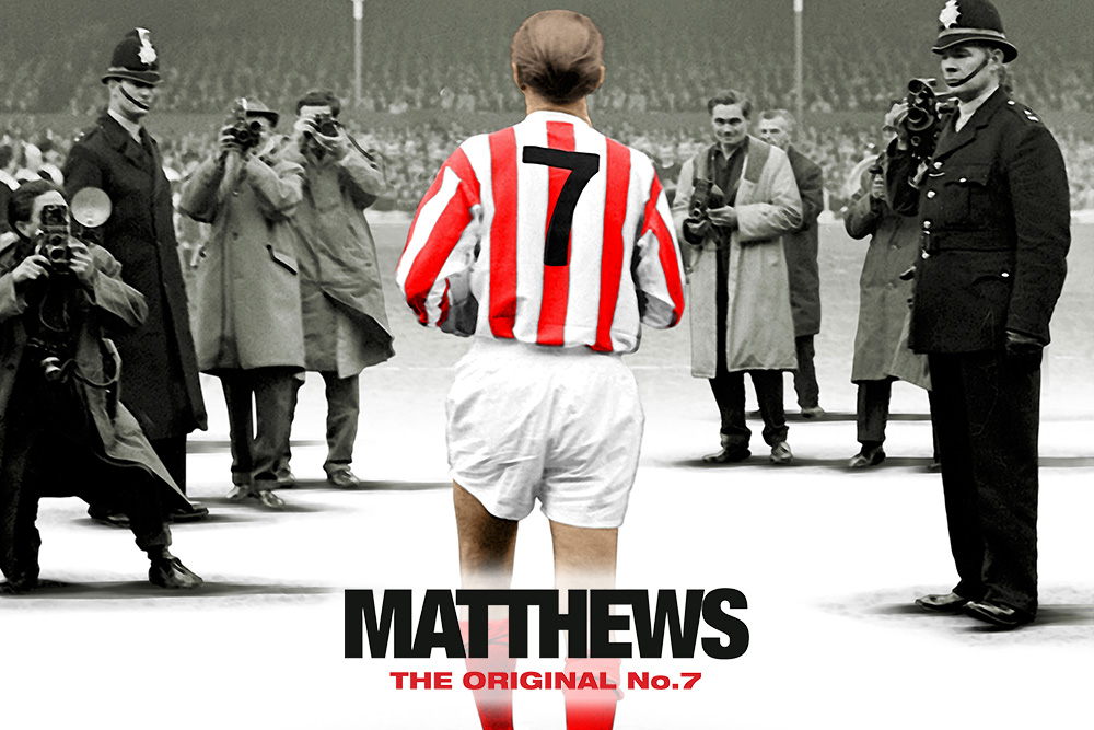 Sir Stanley Matthews' extraordinary footballing legacy revealed in new feature-length documentary