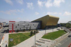 The completed Hull Venue aka Bonus Arena